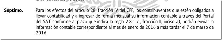 Nueva modificación al ANTEPROYECTO 1RA MODIFICACIÓN #PRORROGA y OPCIÓN MIS CUENTAS.