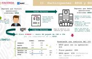 Conferencia Jefa del SAT  acciones contra empresas