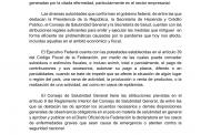 POSICIONAMIENTO CNCP - ANAFINET ante las situaciones acontecidas por COVID19